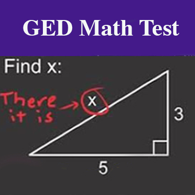 GED Mathematical Reasoning Test